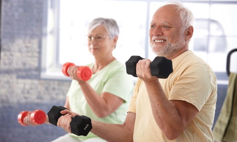 Atividade Física e osteoporose 1