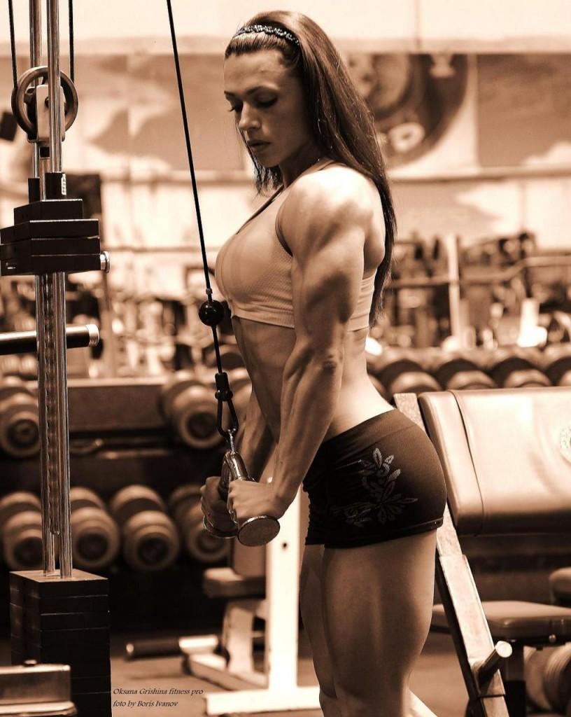 treino de triceps foto 3