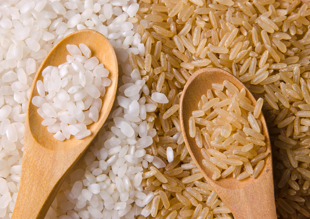 Arroz Branco vs Arroz Integral 1