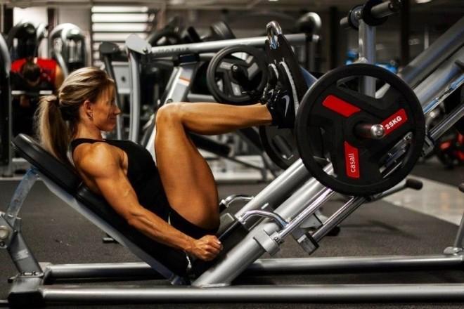 Porque devo treinar perna ? 1