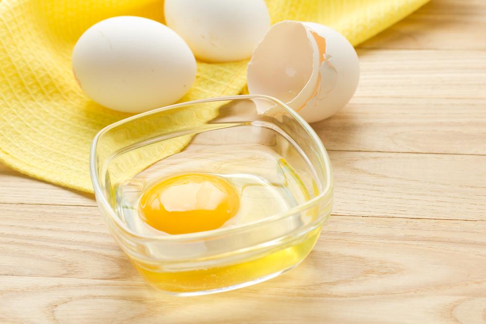 Clara de ovo - Proteína foto2