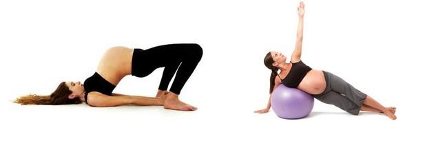 Exercicio Fisico na Gravidez foto 2