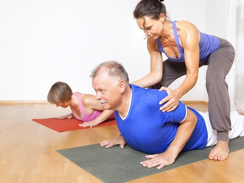 Hérnias discais e treino físico são incompatíveis? - Hernia Discal