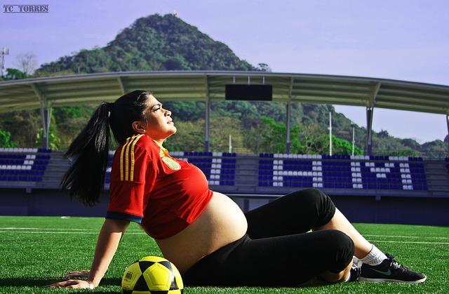 Exercicio Fisico na Gravidez 1