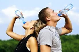 Consumo de Líquidos na Nutrição Desportiva 1