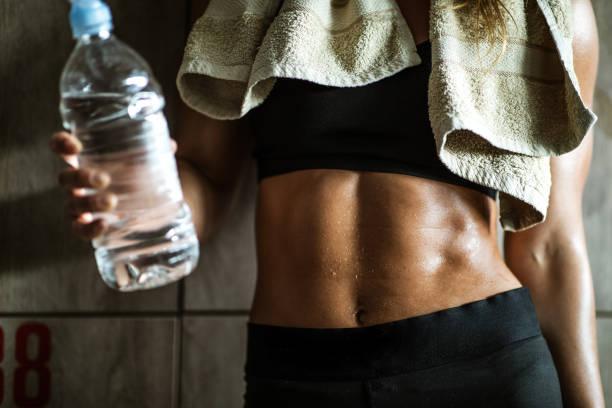Efeito anabólico da água na musculação 2