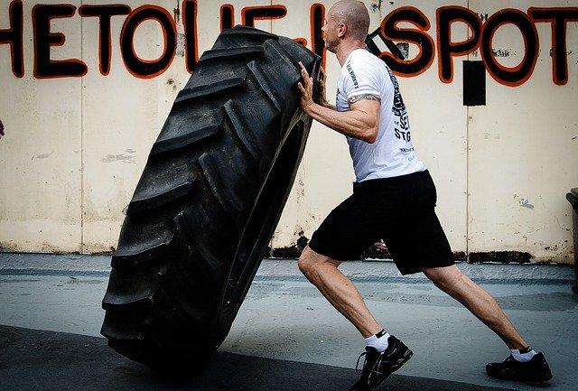 Crossfit - Supere-se com os benefícios deste treino 1