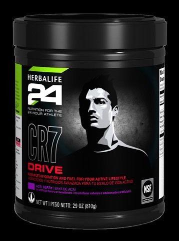 CR7 DRIVE - Mais energia nos teus treinos 1