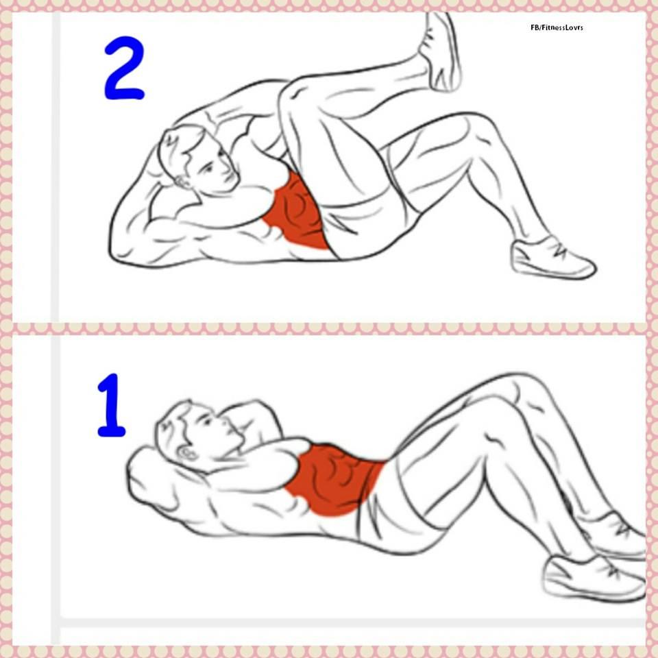 Exercícios para Abdominais foto 5