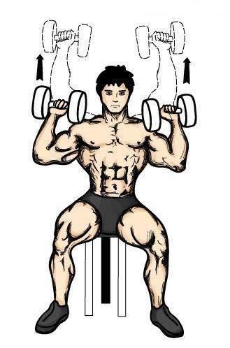 Exercícios para ombro 1