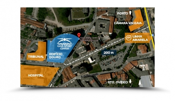 Gaia Sport Center contactos