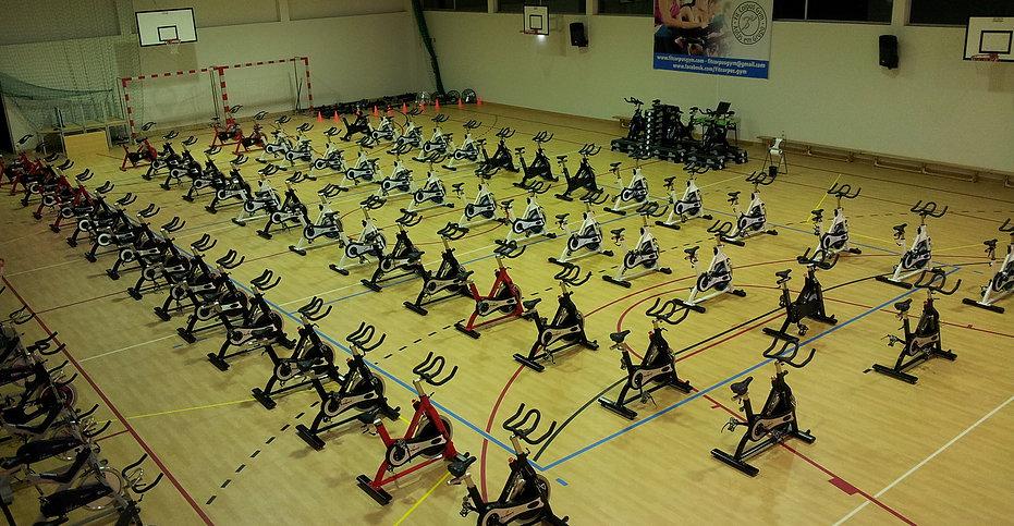 Fit Corpus Gym