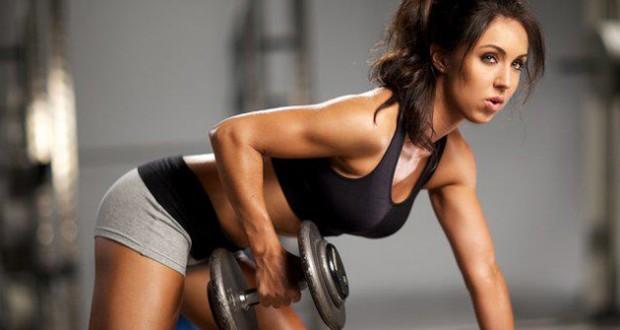Musculação para mulheres 1