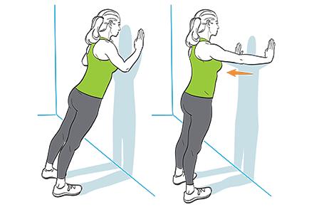Exercícios Para Ajudar A Levantar Os Seios 1