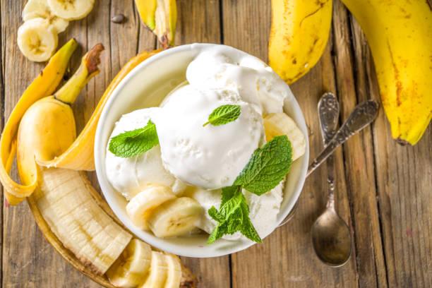 Gelado banana e Maqui (receita) 2