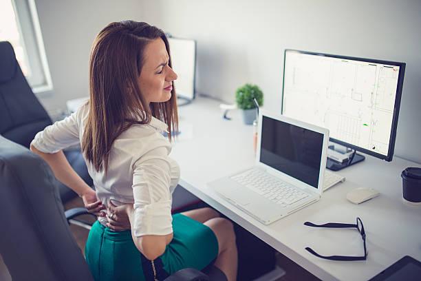 A importância de uma boa cadeira de escritório para uma correta postura corporal 3
