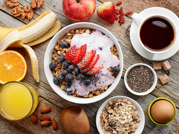 pequeno almoço para perder peso
