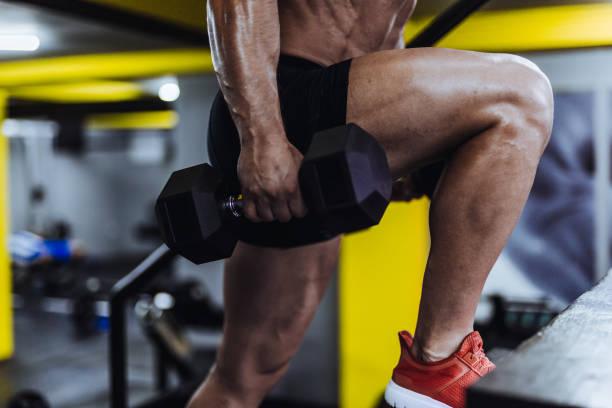 Porque devo treinar perna